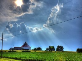 On the Horizon - HDR by Stars-Life-Eternity