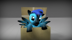 Rick in a box :3 by SRicK91