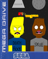 Sparrows Beavis and Butthead the game by Badboylol