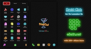 Droid Club Android Theme by gseth