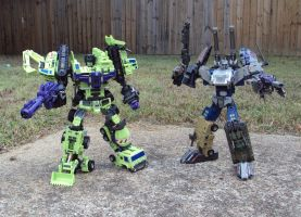 Con-biners by Unicron9