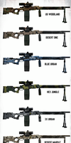 SAW (Squad Assault Weapon) by Milosh--Andrich