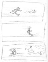 Danny vs. Ghost...s by whitegryphon