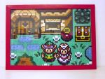 The Legend of Zelda - A Link to the Past by Kadric