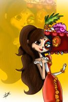 the book of life by tikitimami