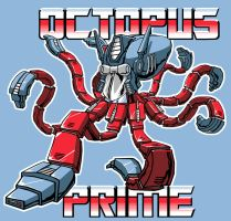 Octopus Prime by Sachmoe64