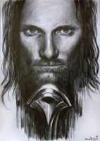 Aragorn by DHTenshi