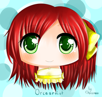 Chibi contest prize by chocomax