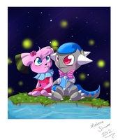 Meteor Shower 2012 by KeIdeo
