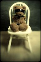 Bad Teddy by mallorca