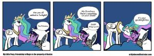 Good Night Twilight by IllustratorErik