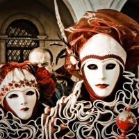 Venice Carnival 2009 - 2 by theMelodramaticFool