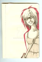 Graphic Diary2-- Red by Moruto