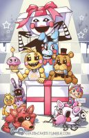 Five Nights of Parties by KrazyD