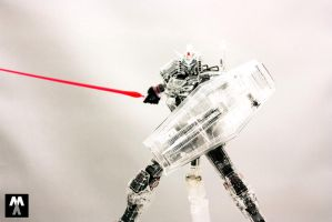 MG RX-78-2 ver 3.0 Mechanical Clear 5 by deadlyzulwarn