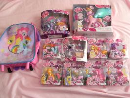 My Little Pony FIM Collection by Super-Moogles
