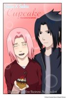 SasuSaku Cupcake Chapter 1 Cover by EmUchiha