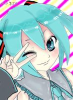 Miku Hatsune 2 by Kilary-San