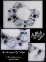 Bracelet inspired by Twilight by Hyo-pon