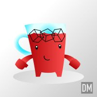 Cool-Aid Man by DanielMead