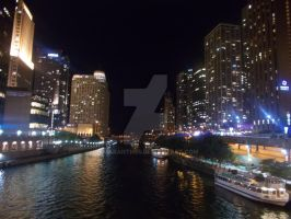 One Night in Chicago by amaranth95