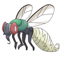 #??? Sectera by Smiley-Fakemon