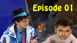 Minecraft Hardcore Thumbnail - Baby Steps by TheaterPhil