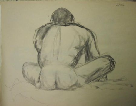 Figure Sketch 4 by BlackUmbral