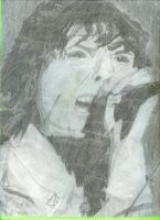 Ann Wilson 1979 by HeartMonga