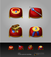 icons for game prices by AndexDesign