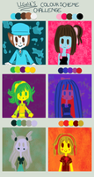 Color Challenge Meme by lila79