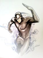 wally west Flash commision by Peter-v-Nguyen