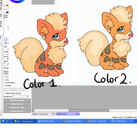 I can't decide which color looks better! help? by TamilaB