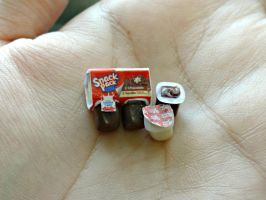 Snack Pack Pudding Cups 2 by minivenger
