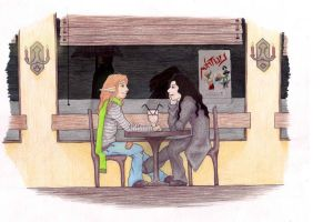 Lilithum: First Date by netherwings