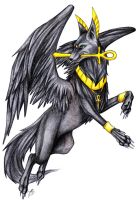Anubis by Chirokee