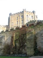 Durham Castle 04 by LithiumStock