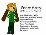 Prince Harey by DAISYTHEFURRY