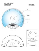 Vocal smoke detector by spen