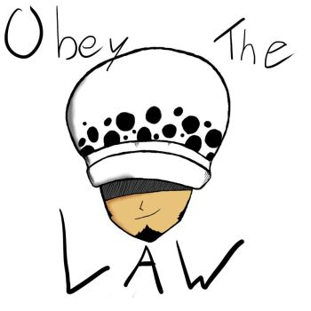 Obey the Law! by the-names-boomer