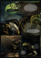 Crescent Wing - Prolog Page 2 by Mikaley