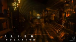 Alien Isolation 084 by PeriodsofLife