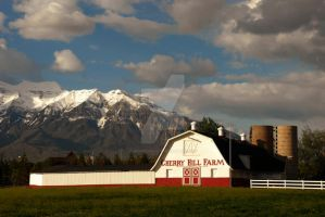 Cherry Hill Farm, Provo, Utah by houstonryan