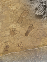 Footprints of Time by hazyoasis
