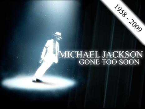 Michael Jackson Gone too soon by Biohazard666