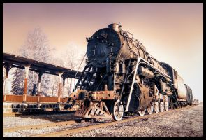 End of the Line by DSent
