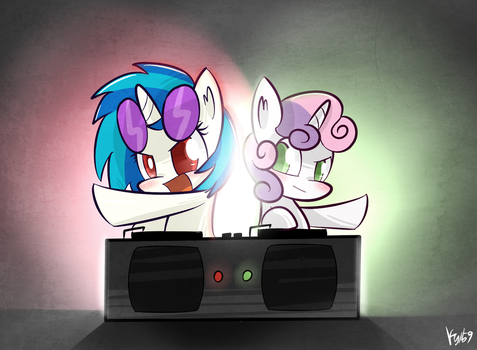 Drop the bass! by kty159