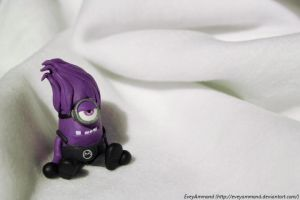Evil Minion - Despicable Me by Poppysleaf
