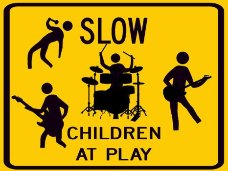 Slow Children At Play by Octizzle