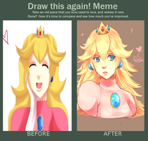 Before / after by LolliHime